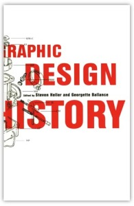 Graphic Design History Heller Cover