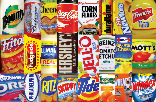 Supermarket Brands