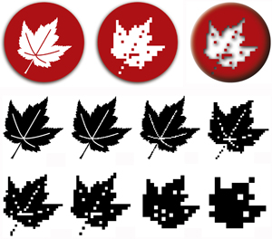 Maple Leaf Variations
