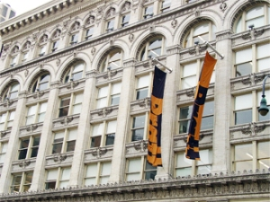 Pratt Institute facade