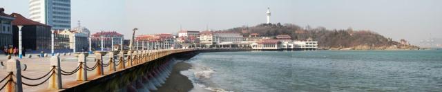 Yantai Seaside